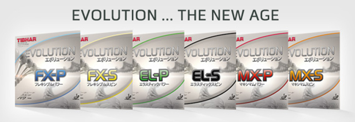 Tibhar Evolution Series